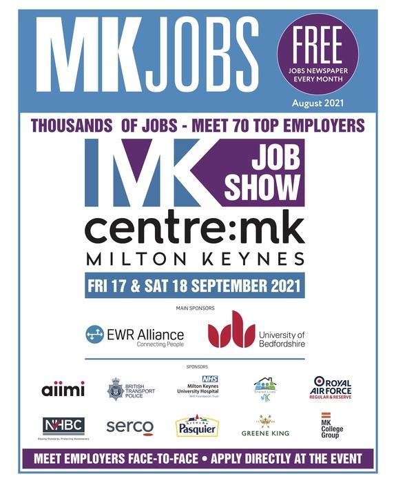 MK Jobs Newspaper | August 2021